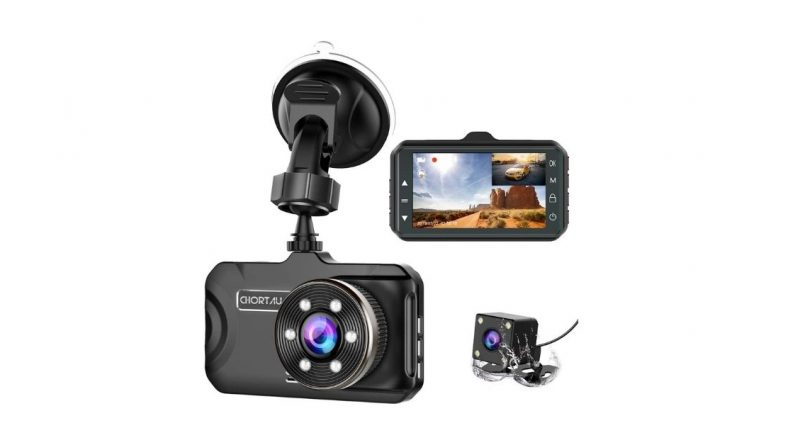 a well liked road companion dash cam