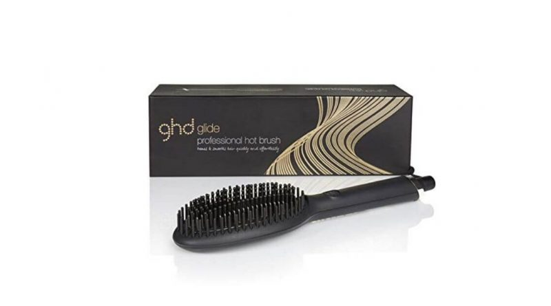 GHD Glide Professional Hot Brush Review