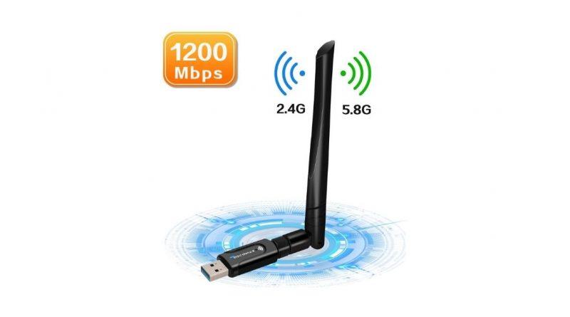 a wireless wifi adapter