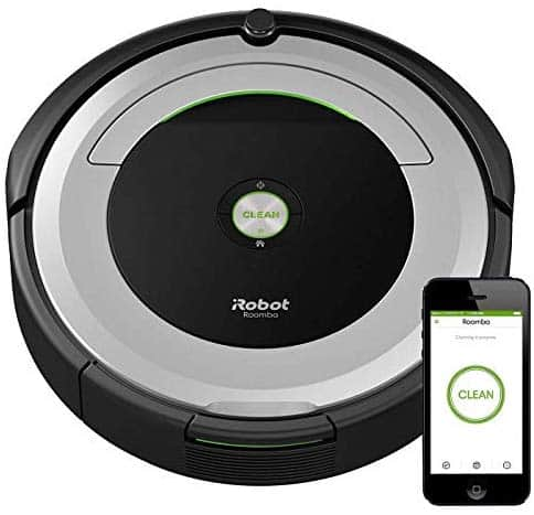 iRobot Roomba 690 Wi-Fi Connected Vacuuming