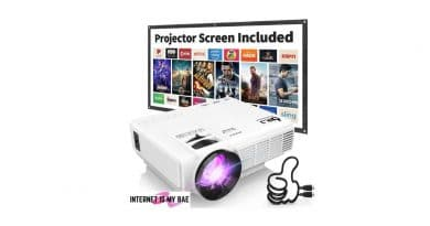 Dr. J Professional HI-04 Mini Video Projector