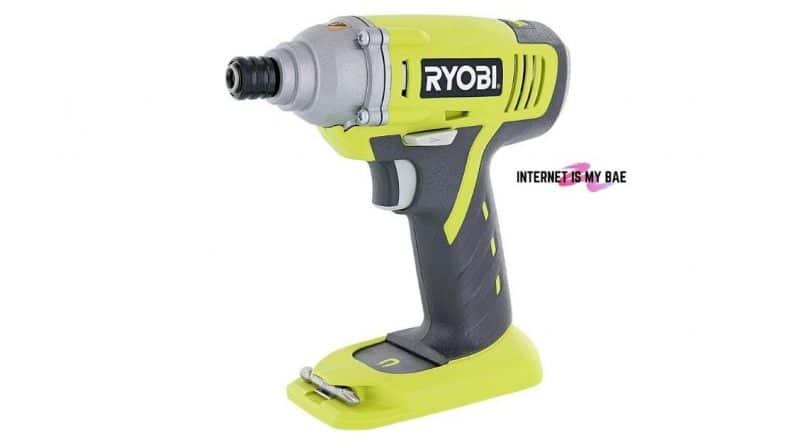 Ryobi P234g 18v Impact Driver