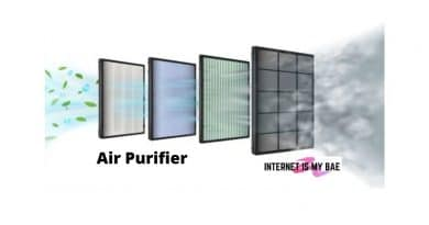 CADR Rating Air Purifier
