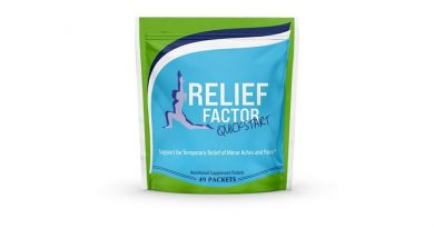 relief factor reviews